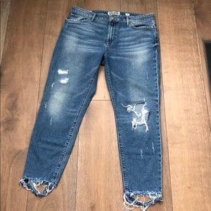 "Lucky Brand skinny ""AVA"" jeans"